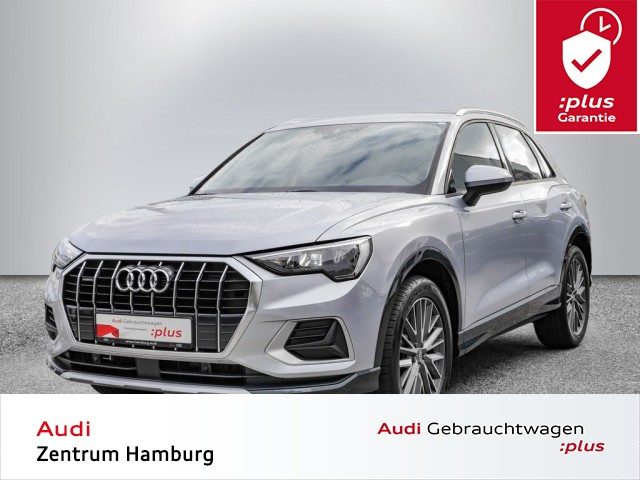 Audi Q3 40 TFSI advanced quattro S tronic AHK AMBIENTE, Jahr 2019, Benzin