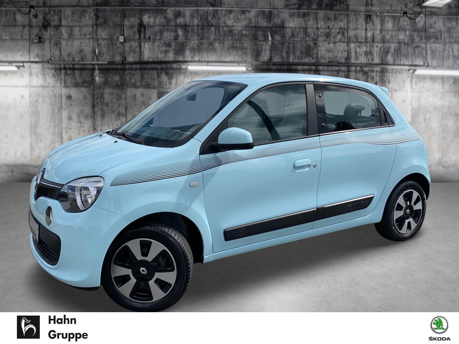 Renault Twingo Dynamique SCe 70 Klima Freispr elektrFH, Jahr 2014, Benzin