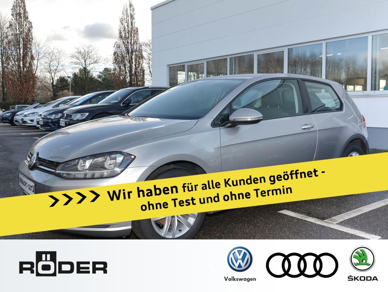 Volkswagen Golf Comfortline VII 1.0 TSI PDC Klima, Jahr 2017, Benzin