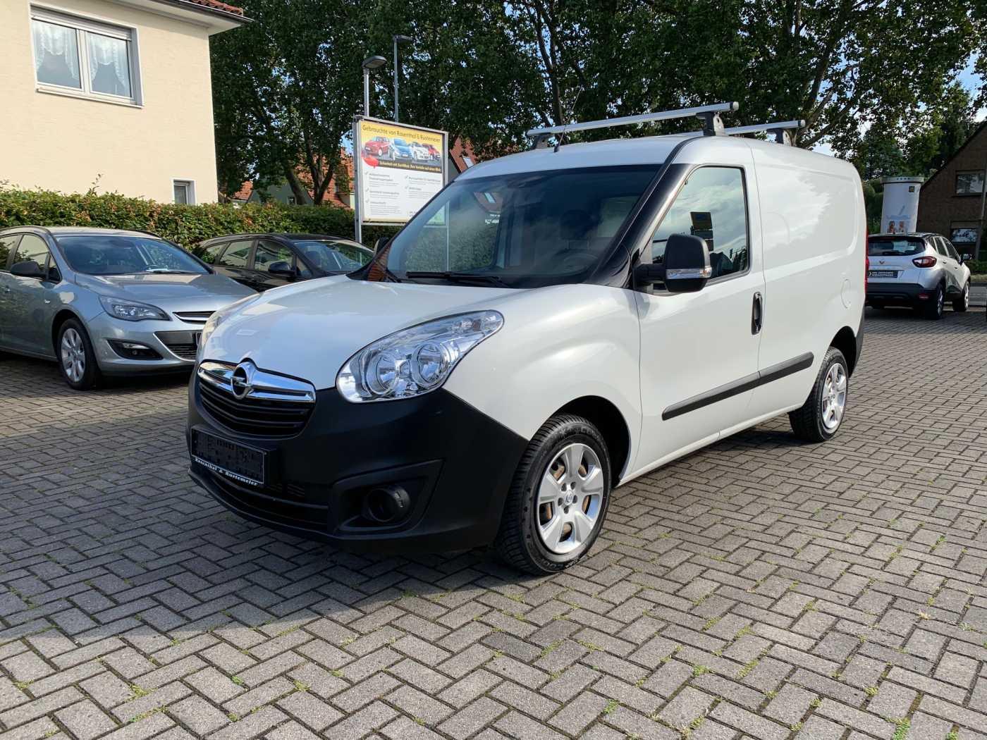 Opel Combo 1.3 CDTI L1H1 Kastenwagen, Jahr 2015, Diesel