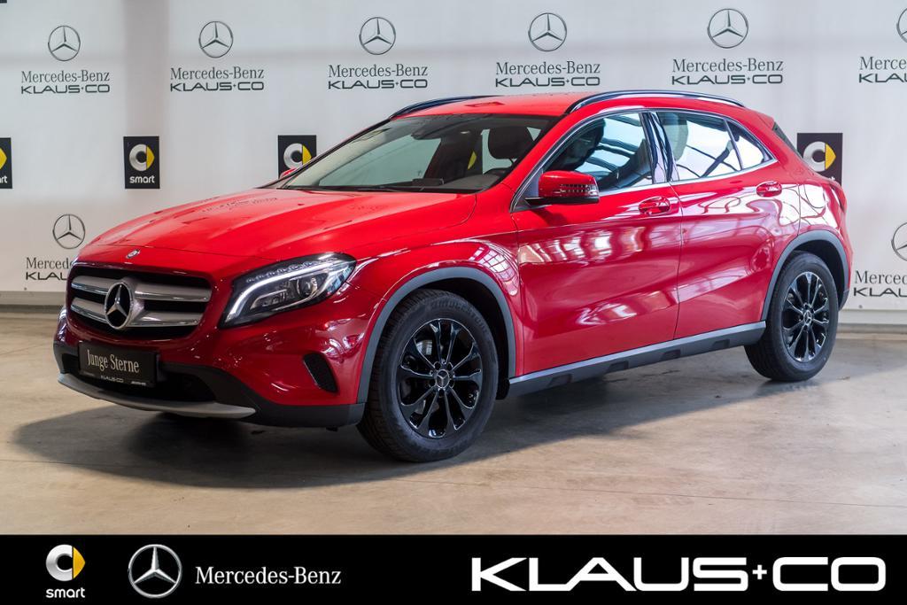 Mercedes-Benz GLA 200 CDI Sport Utility Vehicle Style+EUR6, Jahr 2014, diesel