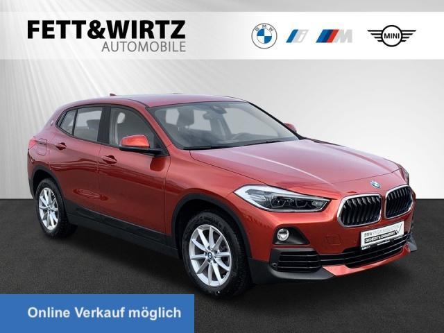 BMW X2 sDrive18i Navi LED RFK SHZ LR ab 249,- br.o.A, Jahr 2019, Benzin