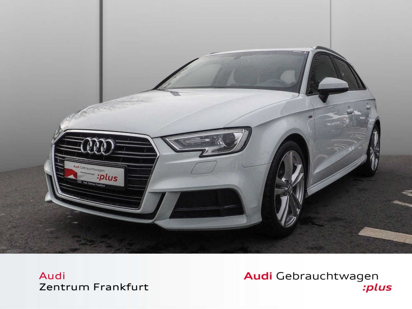 Audi A3 Sportback 30 TFSI sport Navi Xenon Tempomat P, Jahr 2019, petrol