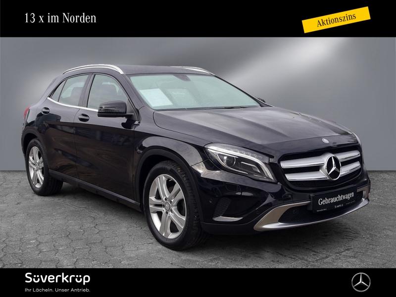 Mercedes-Benz GLA 200 Urban Navi Xenon PDC SHZ, Jahr 2014, Benzin