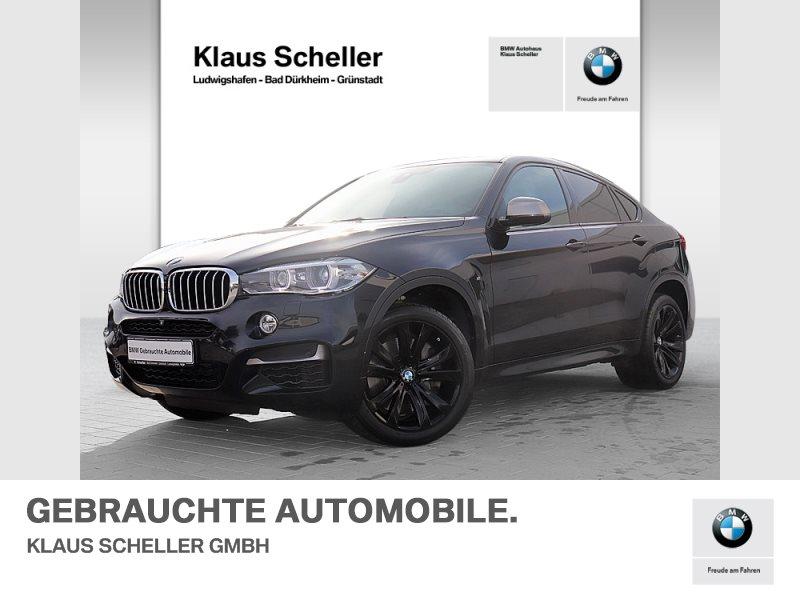BMW X6 M50d M Sportpaket Head-Up HK HiFi DAB RFK, Jahr 2015, Diesel