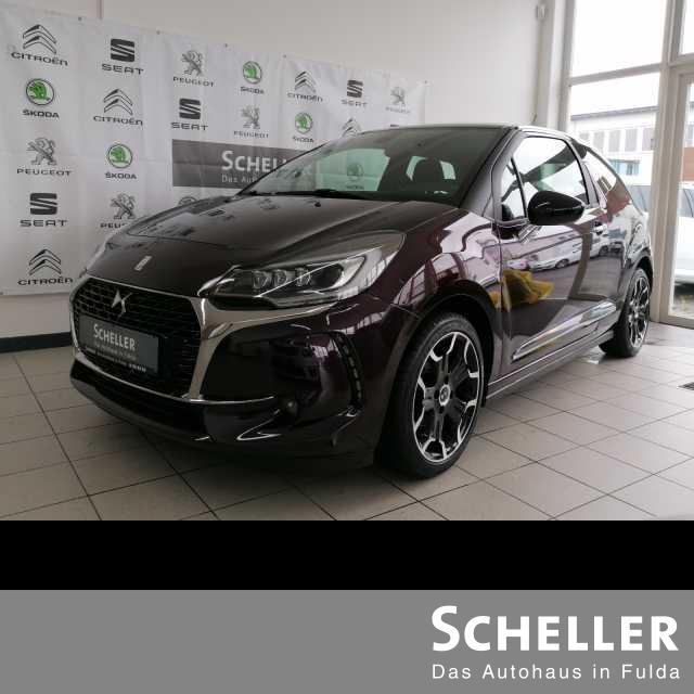 DS Automobiles DS3 SoChic, Jahr 2016, Benzin