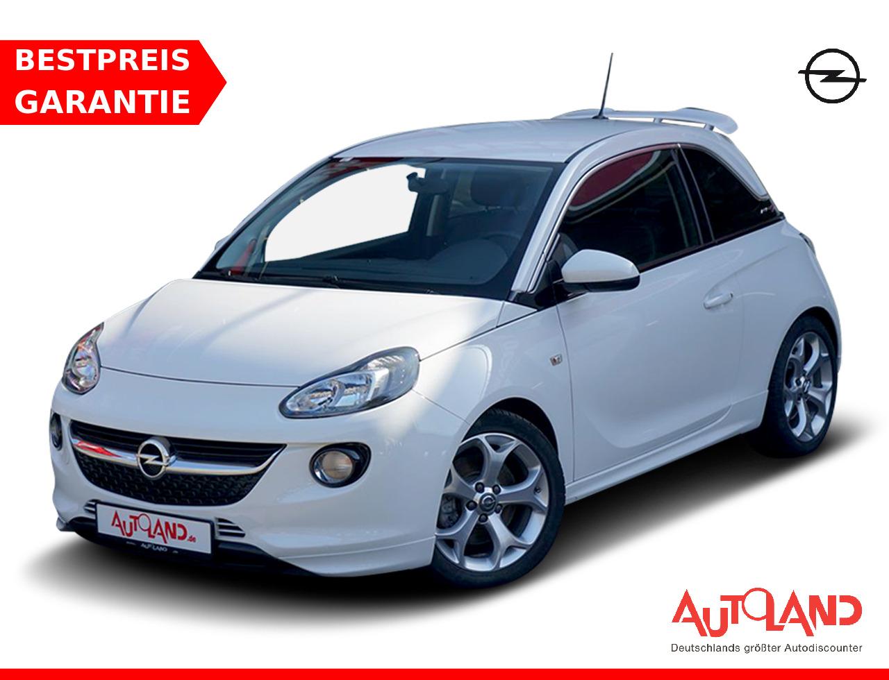 Opel Adam, Jahr 2016, Benzin
