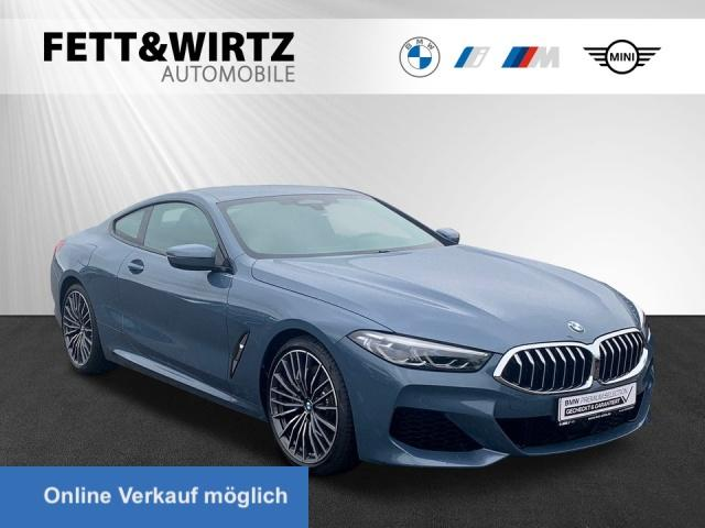 BMW 840i Coupe M-Sport Laser Leas. ab 799,- br.o.Anz, Jahr 2020, Benzin