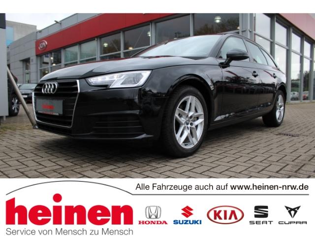 Audi A4 2.0 TDI AVANT S-TRONIC EU6 XENON NAVI PDC SHZ, Jahr 2018, Diesel