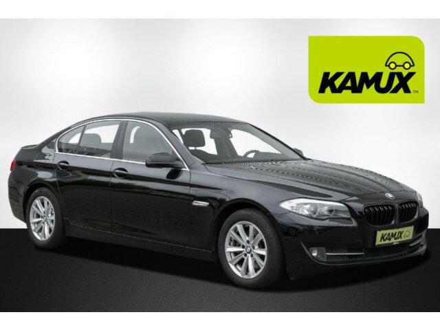 BMW 520d Steptronic+Bi-Xenon+Navi+PDC+Bluetooth+SHZ, Jahr 2013, Diesel