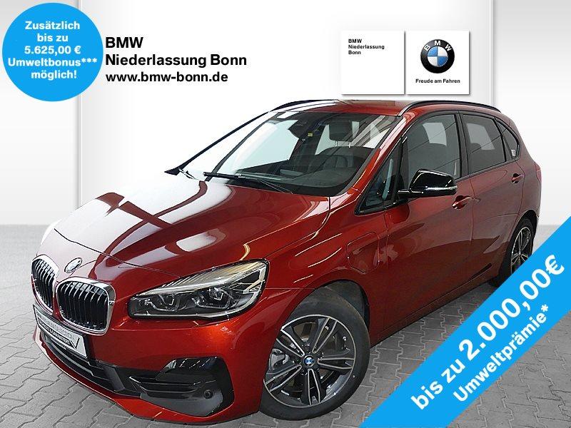 BMW 225 Active Tourer 225xe iPerformance Sport Line, Jahr 2019, Hybrid