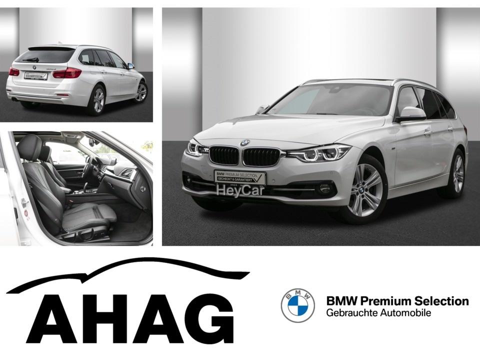 BMW 325d Touring Sport Line*Innovationspaket*Kamera*, Jahr 2017, Diesel