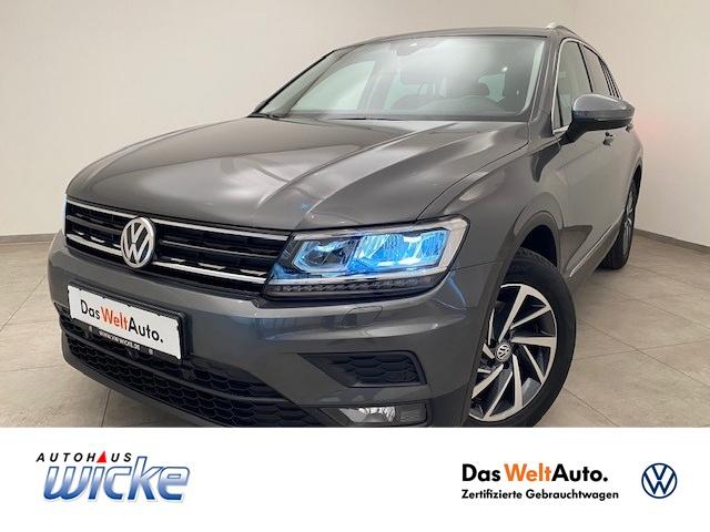 Volkswagen Tiguan 1.4 TSI DSG SOUND ACC Rear View PDC, Jahr 2017, Benzin