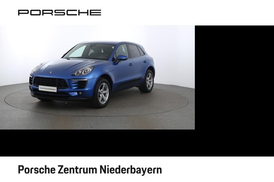 Porsche Macan   Standheizung  , Jahr 2017, Benzin