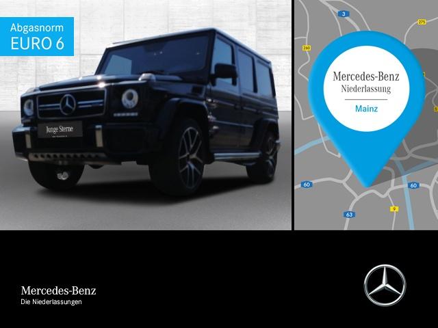 Mercedes-Benz G 63 AMG Bluetooth Navi Vollleder Klima Standhzg, Jahr 2017, Benzin
