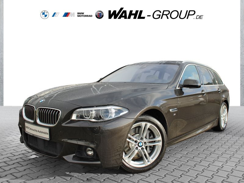 BMW 530d xDrive Touring M Sportpaket Head-Up HiFi, Jahr 2013, Diesel