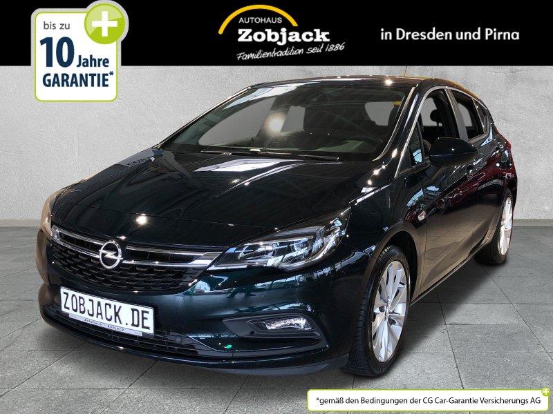 Opel Astra-K 5-trg. Edition 1.4T AHK,Kamera,DAB, Jahr 2016, Benzin