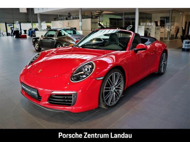 Porsche 991 911 Carrera 3.0 Rückfahrkamera PDLS 20-Zoll, Jahr 2017, Benzin