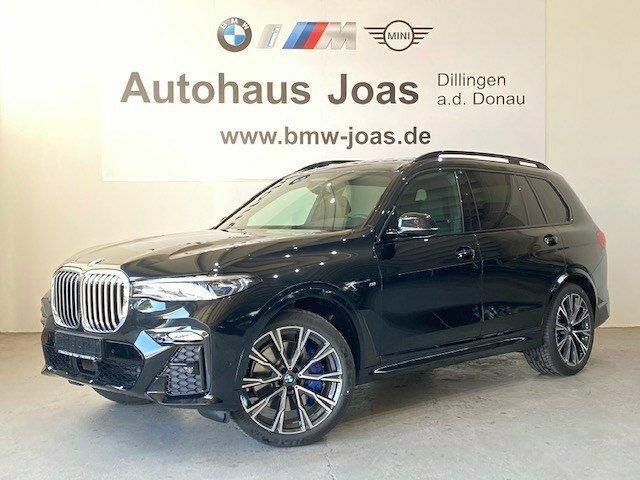 BMW X7 xDrive40i M Sport (Head-Up Disyplay, Harman K, Jahr 2020, Benzin