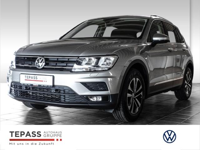 Volkswagen Tiguan 1.5 TSI DSG ACT UNITED NAVI ALU LANE, Jahr 2020, Benzin