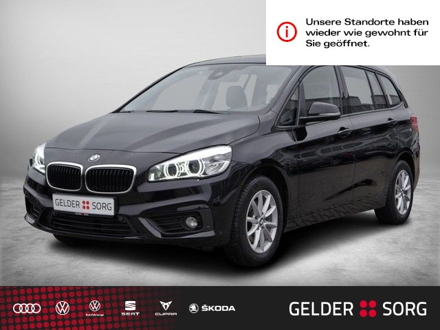 BMW 216i Gran Tourer Advantage Navi*LED*SHZ*PDC*ALU, Jahr 2016, Benzin
