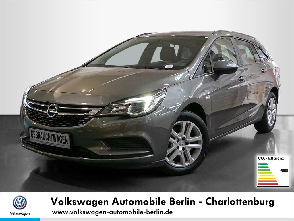 Opel Astra Sports Tourer 1.6 CDTI, Jahr 2019, Diesel