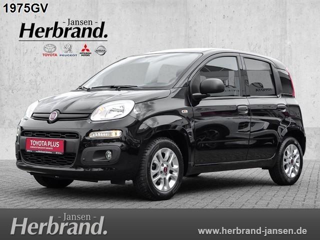 Fiat Panda 1.2 Klima+Alu+Allwetter+Bluetooth mtl69, Jahr 2018, Benzin