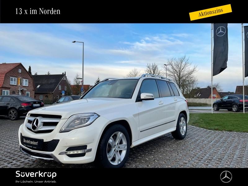 Mercedes-Benz GLK 220 CDI Comand/LED/AHK/Standhz/PDC, Jahr 2013, Diesel