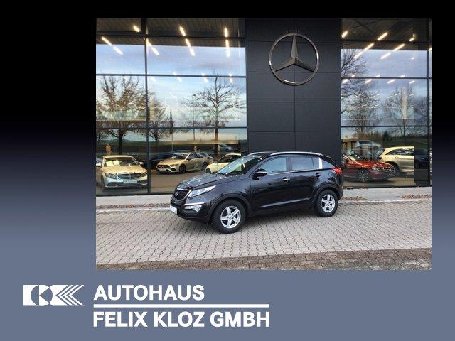 Kia Sportage 2.0 CRDi Spirit 2WD/Navi/Xenon/Einparkh, Jahr 2014, Diesel