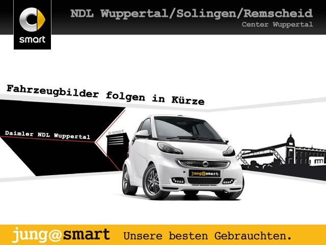 smart fortwo cabrio 66kW prime DCT cool&Media Sport SHZ, Jahr 2016, Benzin