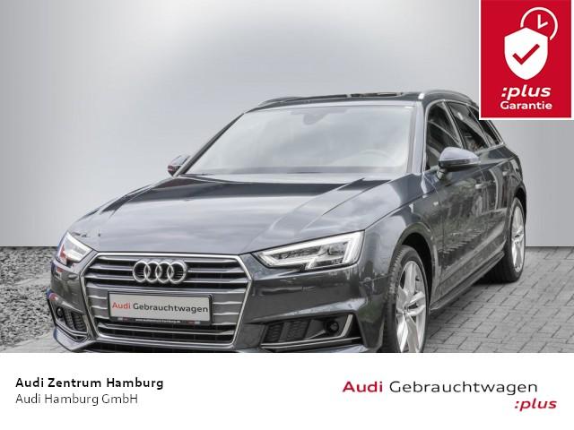 Audi A4 Avant 1,4 TFSI sport S tronic S LINE VIRTUAL LED, Jahr 2017, Benzin