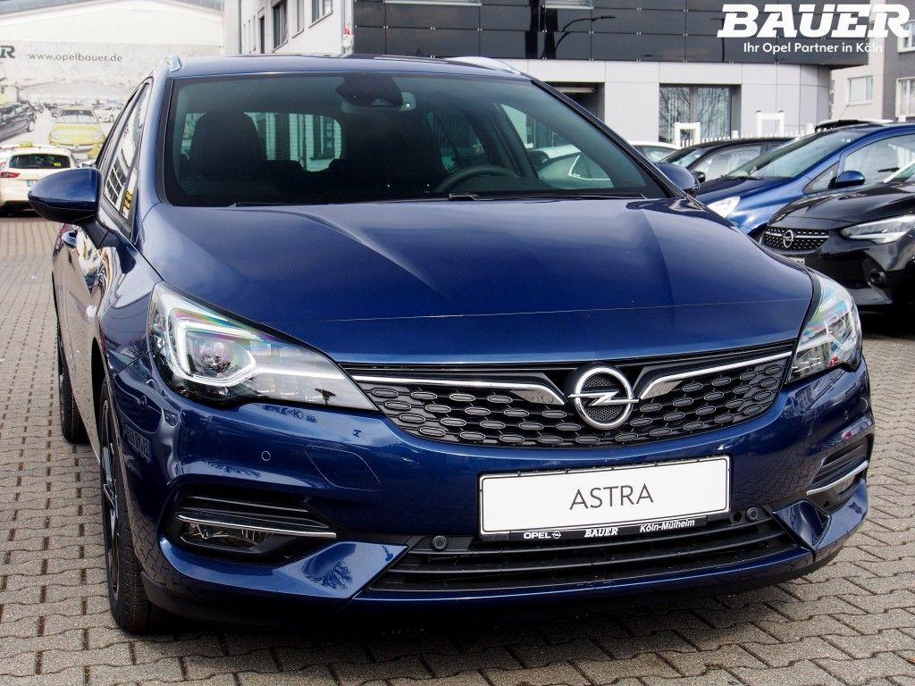 Opel Astra 1.2 GS-Line Start/Stop Sports Tourer, Jahr 2021, Benzin