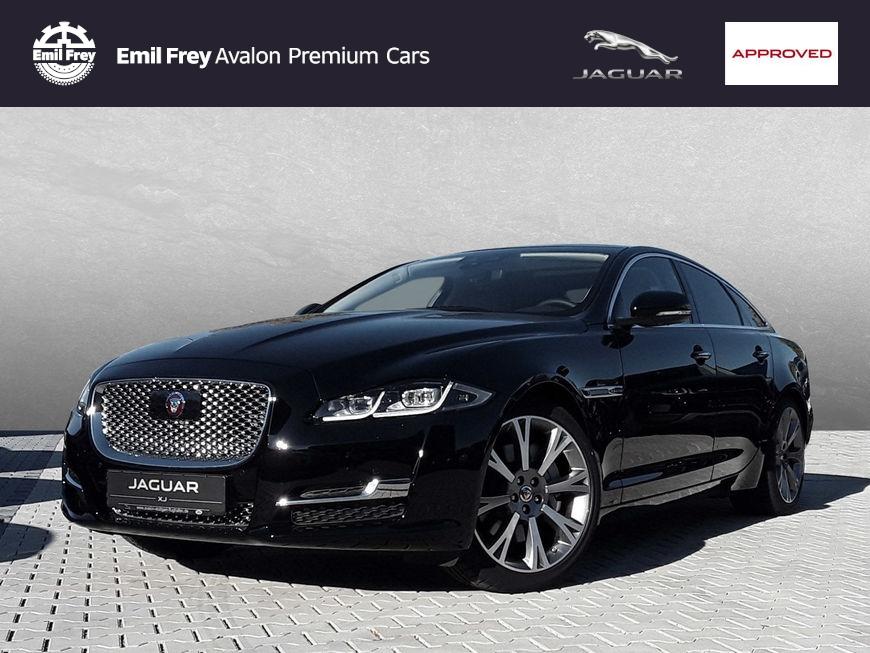 Jaguar XJ 3.0 V6 Diesel Premium Luxury, Jahr 2018, diesel