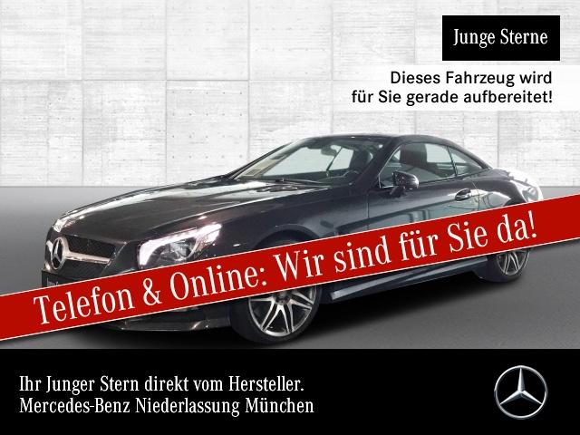 Mercedes-Benz SL 350 AMG Pano Harman COMAND ILS Sitzklima Kamera, Jahr 2014, Benzin