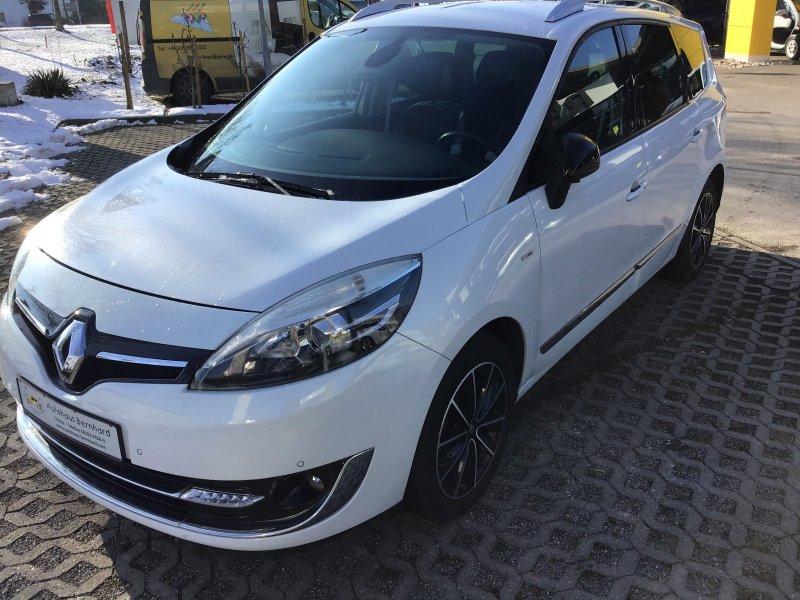 Renault Grand Scenic 1.2 TCe 130 BOSE Edition ENERGY, Jahr 2013, Benzin