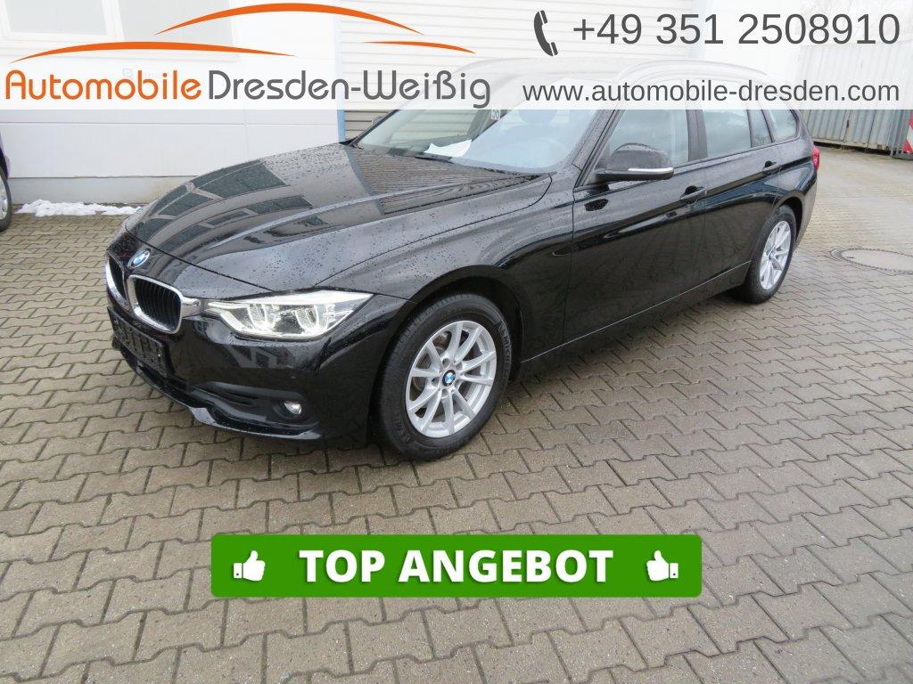 BMW 318 d Touring Advantage*Navi*Tempomat*PDC*LED*, Jahr 2017, Diesel