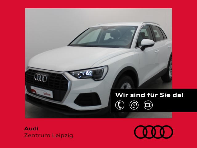 Audi Q3 35 TFSI *S tronic*Audi pre sense front*, Jahr 2020, Benzin