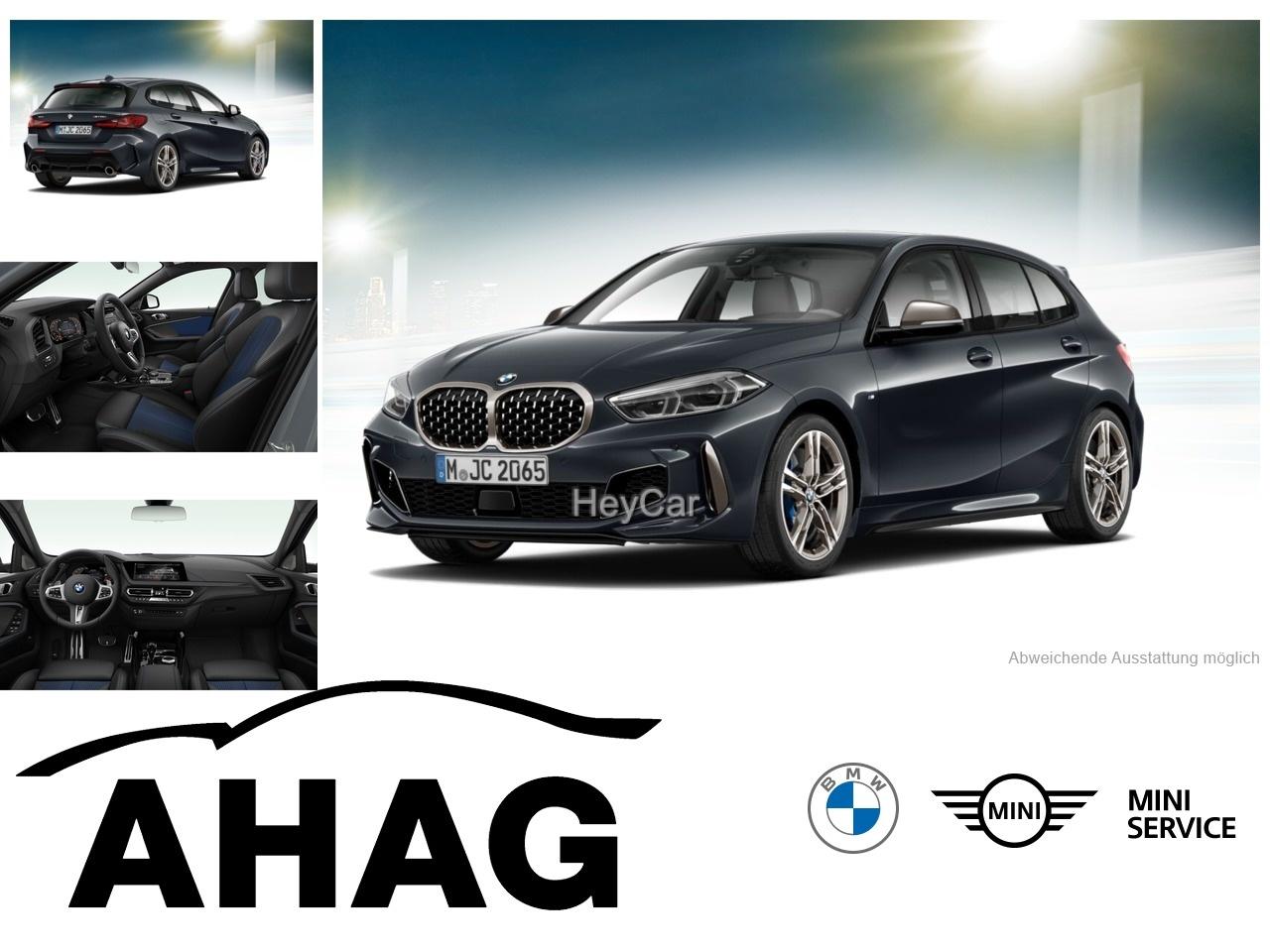 BMW M135i xDrive Sport Aut. Klimaaut. Head-Up PDC, Jahr 2020, Benzin