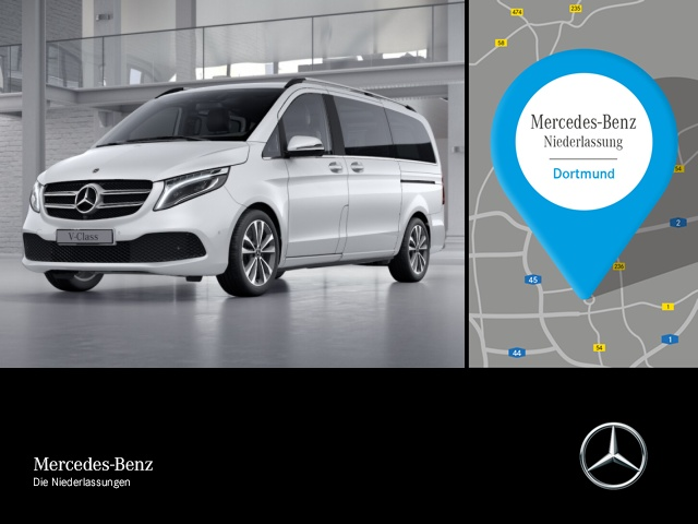 Mercedes-Benz V 250 d 4MATIC AVANTGARDE EDITION Euro 6d-Temp, Jahr 2019, Diesel