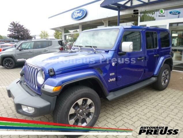 Jeep Wrangler Unlimited Sahara, Jahr 2020, Diesel
