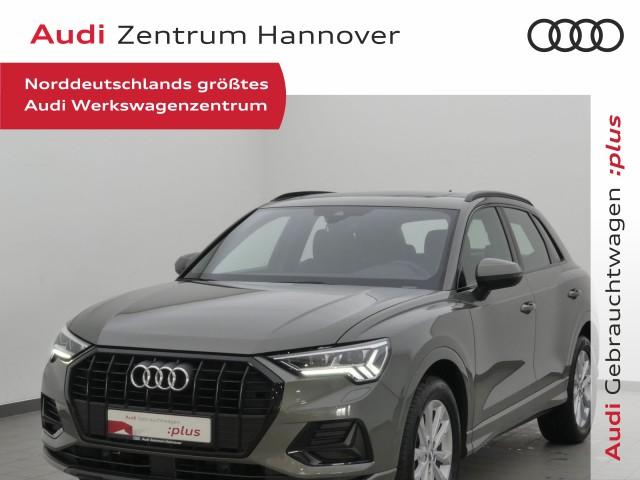 Audi Q3 35 TDI Pano, AHK, Matrix, DAB, Teilleder, Jahr 2020, Diesel
