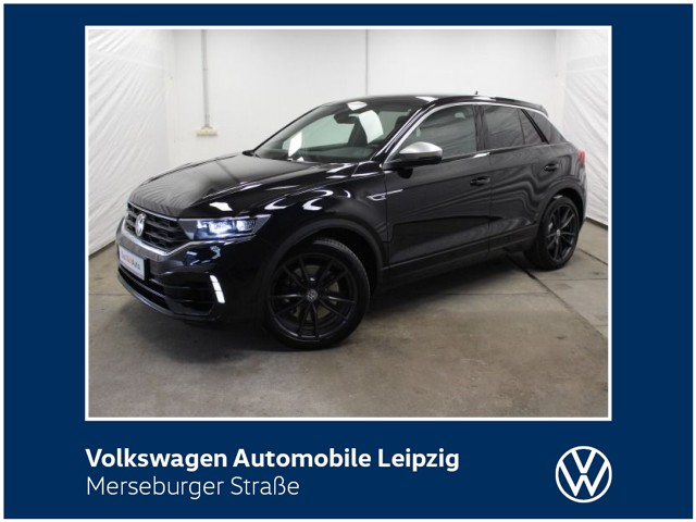 Volkswagen T-Roc R 2.0 TSI *4MOTION*DSG*Navi*LED*ACC*, Jahr 2020, Benzin