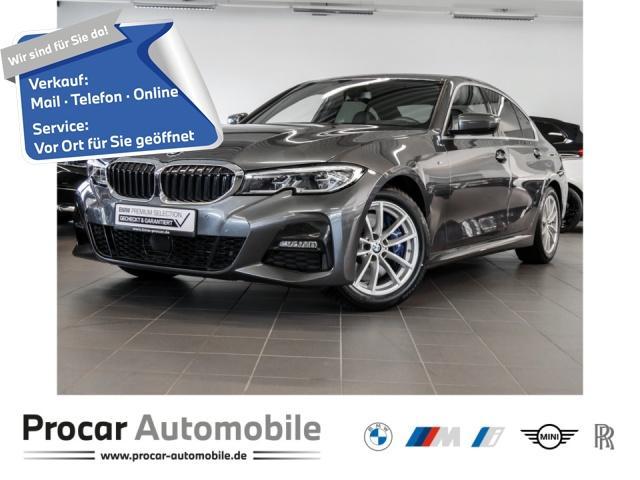 BMW 330d M Sport Autom. Innovationsp. LEAS ab 451,-Euro, Jahr 2019, Diesel