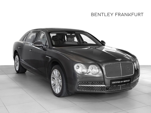 Bentley Flying Spur W12 ELEGANT / Sonderfarbe / Fineline, Jahr 2013, Benzin