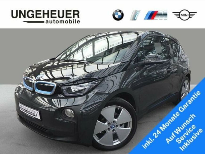 BMW i3 RFK Navi Bus. Komfortzg. Tempomat Klimaaut., Jahr 2015, electric