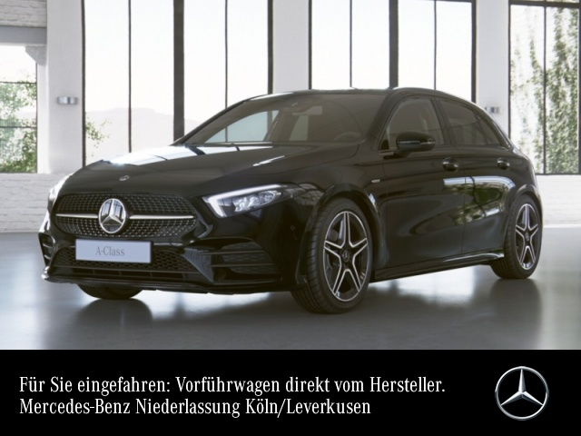 Mercedes-Benz A 180 EDITION 2020+AMG+Night+LED+7G, Jahr 2021, Benzin