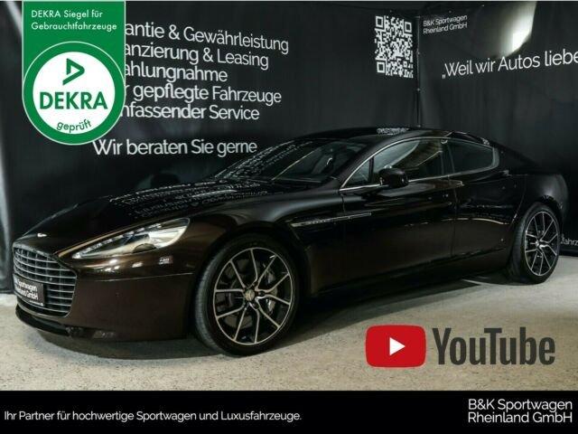 Aston Martin Gebrauchtwagen Und Jahreswagen Autobild De