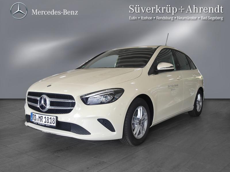 Mercedes-Benz B 180 d ''Das Taxi'' Style LED/PDC, Jahr 2019, diesel