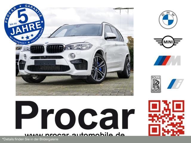 BMW X5 M Navi Prof. M Drivers Package AHK H&K DAB, Jahr 2016, Benzin