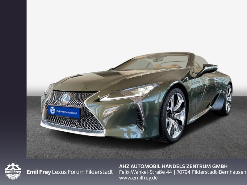 Lexus LC 500 Cabriolet Performance Paket, Jahr 2021, Benzin